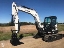 Excavadora Bobcat E 85 miniexcavadora nueva