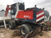 O&K MH 6.5 kolová lopata použitý