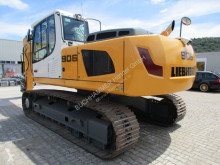 Liebherr R 906 Litronic Advanced LC used track excavator