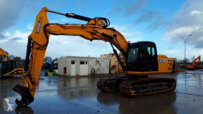 JCB track excavator JS220