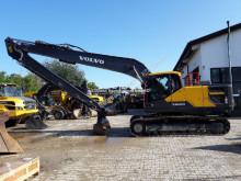 Excavadora Volvo EC 220 E LR excavadora de cadenas usada