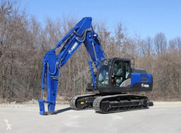 Hitachi zx190lcn-6 used walking excavator