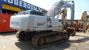 Escavadora Komatsu PC350LC8 escavadora de lagartas usada
