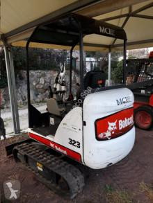 Mini escavatore Bobcat 323 K