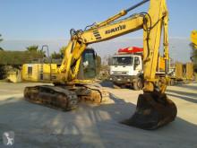Excavadora Komatsu PC200EN-6 excavadora de cadenas usada