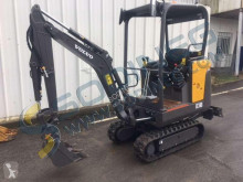 Volvo EC18D tweedehands mini-graafmachine