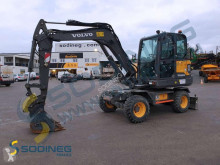 Volvo EW60E used wheel excavator