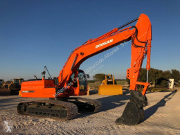 Excavadora Doosan DX 225 LC excavadora de cadenas usada