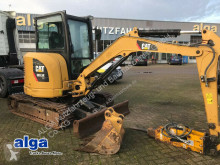 Caterpillar 303.5 ECR, Tieflöffel 400/560mm mini escavatore usato