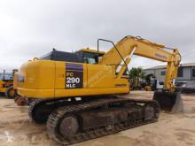 Komatsu PC290NLC used track excavator
