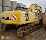 Komatsu PC210 LC-7 used track excavator