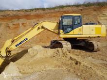 Excavadora Komatsu PC240 NLC-7 excavadora de cadenas usada