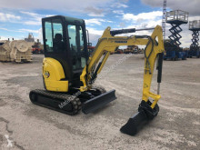 Yanmar Vio 20-4 used mini excavator