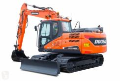 جرافة Doosan DX 140LC جرافة مجنزرة جديد