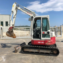 Mini escavatore Takeuchi TB 153 FR
