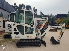 Terex TC 16 mini pelle occasion