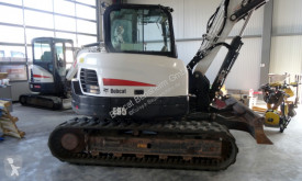 Bobcat E85 Arti tweedehands mini-graafmachine