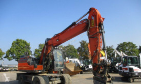 Doosan DX170W-5 used wheel excavator
