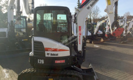 Bobcat mini-excavator second-hand