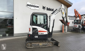 Used mini excavator Bobcat