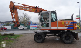 Used wheel excavator Fiat-Hitachi