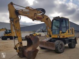Komatsu PW148-8 used wheel excavator