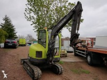 Volvo ECR38 mini-excavator second-hand