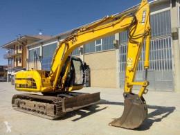 JCB JS130 used track excavator