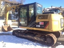 Caterpillar 312DL excavator pe şenile second-hand