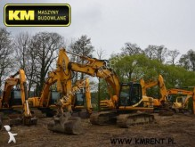 Excavadora JCB JS 210 KOMATSU HITACHI VOLVO 210 220 240 CAT 318 320 LIEBHERR 914 906 excavadora de cadenas usada