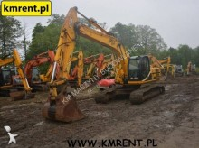 Excavadora JCB JS 240 CASE 240 CAT 320 323 324 LIEBHERR 914 906 excavadora de cadenas usada