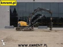 Escavadora de lagartas Mecalac 8MCR JCB JS145 160 130 KOMATSU PC130 CAT LIEBHERR HITACHI 311 312 VOLVO 140