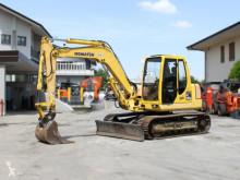 Excavadora Komatsu PC110 usada