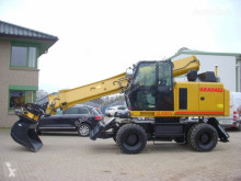 Gradall XL 4300 V used wheel excavator