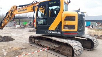Hyundai HX145LCR used track excavator