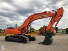 Doosan DX 480 LC excavator pe şenile second-hand