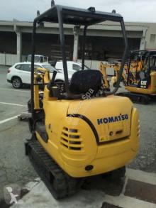 Excavadora Komatsu PC12R-8 miniexcavadora usada