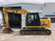 Caterpillar 313 FL 2016 excavator pe şenile second-hand