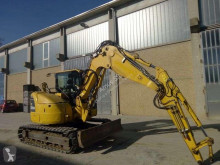 Komatsu PC88MR-8 excavator pe şenile second-hand