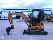 Excavadora miniexcavadora Case CX30B Miniexcavadora de cadenas de goma