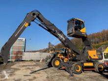 Volvo EW 240 E MH used wheel excavator