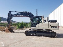 Hidromek HMK 220 LC used track excavator