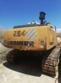 Excavadora Liebherr 924 924 litronic excavadora de cadenas usada