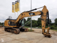 Caterpillar 329E excavator pe şenile second-hand