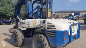 Excavadora Mecalac 10 MSX excavadora de ruedas usada