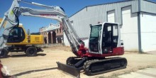 Takeuchi TB 290 TB 290 mini-excavator second-hand