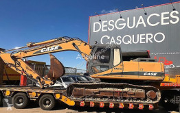 Case CX210 used track excavator