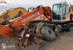 Fiat-Hitachi wheel excavator FH150 W3