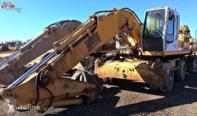 Excavadora Liebherr 922 LITRONIC excavadora de ruedas usada