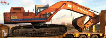 Excavadora Fiat-Hitachi 240.3 excavadora de cadenas usada